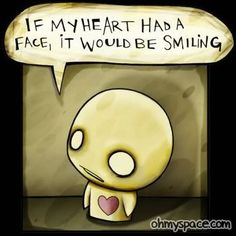 Maybe that's what my heart is doing!!!