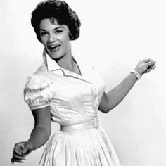 """Connie Francis, """"Lipstick on your collar"""" I listened to it thousands of times growing up."""