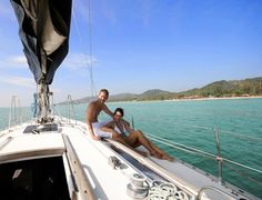 Just the two of us ... Romantic locations with Get Away Sailing