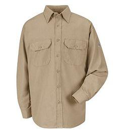3b8a1047f4f7 Bulwark Flame Resistant CoolTouch®2 Dress Uniform Shirt - HRC1 - 5.8 oz