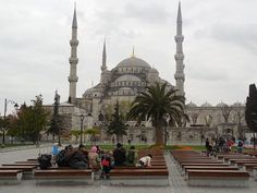 Mosque, Istanbul, Architecture