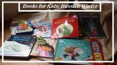 books for kids russian winter