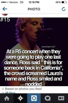 Even though I don't listen or watch their show. I ship Laura and Ross and they are real people to everyone, not just like characters are real to me. This is Raura 😍❤😀 Disney Channel Shows, Disney Shows, Austin And Ally, R5 Facts, Austin Moon, One Last Dance, Raini Rodriguez, Teen Beach, Frases