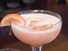 Girls' Night In Cocktails: Ruby Red Grapefruit Margarita