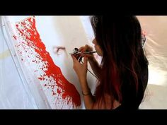Dexter Painting - YouTube