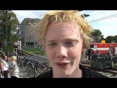 Stoomloc voor eerst in 30 jaar terug in Enschede - YouTube