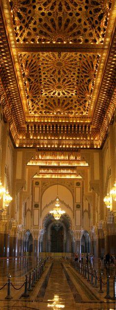 Casablanca, Mosquée Hassan II - Morocco