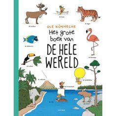 Het grote boek van de hele wereld - Ole Konnecke