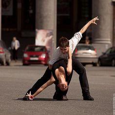 Dance like no one's watching
