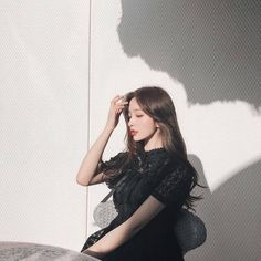 Find images and videos about girl, korean and asian on We Heart It - the app to get lost in what you love. Pretty Korean Girls, Cute Korean Girl, Asian Girl, Korean Aesthetic, Aesthetic Girl, Ulzzang Fashion, Korean Fashion, Korean Beauty, Asian Beauty