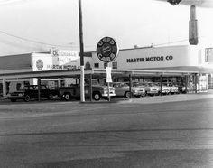 Martin Motors  Laurel