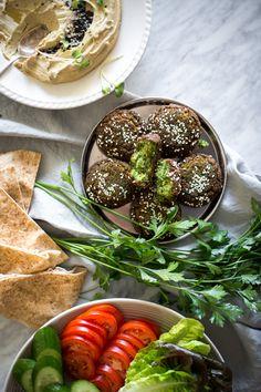 Egyptian Falafel