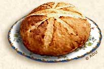 Try freshly made Australian damper bread