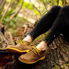 The Vilakazi Veldskoen Heritage - Handmade With Genuine Leather (Yellow Sole) Clarks Desert Boot, Desert Boots, Desmond Tutu, Clean Shoes, Style Guides, Leather Shoes, Boat Shoes, Yellow, Farmers
