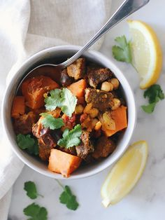 Moroccan Beef Tagine with sweet potato and dates recipe | Australian Beef - Recipes, Cooking Tips and More Date Recipes, My Recipes, Beef Recipes, Cooking Recipes, Favorite Recipes, Beef Tagine, Moroccan Beef, Australian Beef, Beef Rump