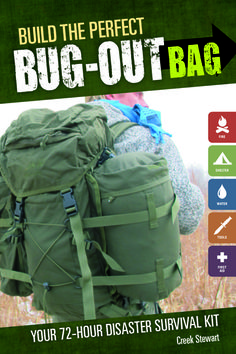 "Build the perfect ""bug-out bag"""