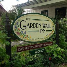 Garden Wall Inn, Whitefish Montana