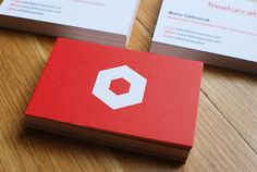 The Freelance Box Business Card