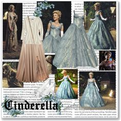 """""""Cinderella- Of Once Upon A Time"""" by opelazar on Polyvore"""