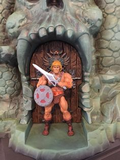 Masters Of The Universe Classics He Man Cartoon Toys, Cartoon Tv Shows, He Man Thundercats, Lego 3d, Toy Corner, 1980s Toys, Model Hobbies, She Ra Princess Of Power, Batman Vs Superman