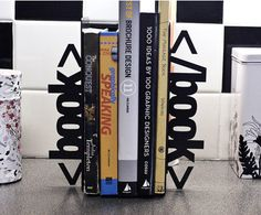 HTML bookends
