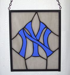 Stained Glass Yankees
