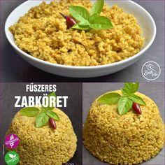 Zabköret 2db - NAGYON JÓ Lunch, Vegan, Healthy, Food, Eat Lunch, Essen, Meals, Health, Vegans