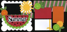 Summer Page Kit