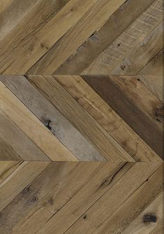 Solid wood flooring CHEVRON LV Wood Floors