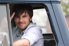 "grahamwardleisg-dubbs: "" Graham in Ty's Truck. """