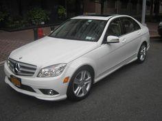 Mercedes-Benz Sport Third choice of color. Mercedes Benz C300, New Ferrari, Car Goals, Vroom Vroom, Fast Cars, Used Cars, Gabriel, Luxury Cars, Ham