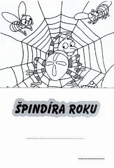 Diplom - špindíra pavouk