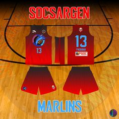 a1bdef1eca6 This is a mockup of a redesigned, rebranded and reimagined basketball jersey  of the Socsargen Marlins team of boxing legend Manny Pacquiao.