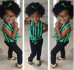 She Is Just Too Cute! - http://www.blackhairinformation.com/community/hairstyle-gallery/kids-hairstyles/just-cute/ #naturalkids #cutie #cutekids #curlykids