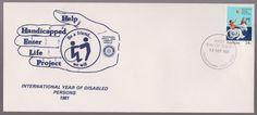 Australia Rotary FDC