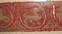 V&A 13th cent embroidered band2 by Vrangtante Brun