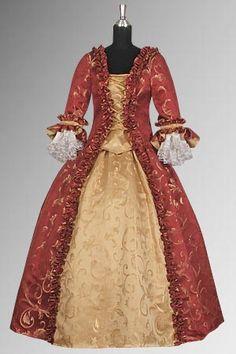Renaissance Ball Gown