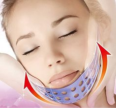 KOLIGHTAnti Wrinkle Facelift Slimming Cheek Mask Lift V Face Line Slim up Belt Strap Chin Silica gelpurple ** Find out more about the great product at the image link.