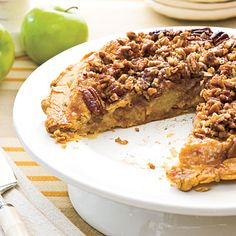 Apple Upside-Down Pie - 86 Top-Rated Dessert Recipes - Southern Living