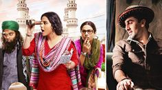 Vidya Balan, Ranbir Kapoor and other Bollywood 'Jasoos'.