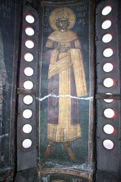 Serbian Culture and Heritage Old Testament, Serbian, Byzantine, Fresco, Saints, Culture, Digital, Painting, Fresh