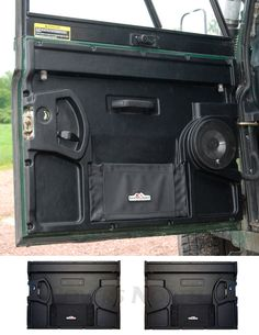 CAn i combine this design with Badger\u0027s and get something cool and unique. & CANVAS FRONT DOOR PANELS (PAIR) FOR SERIES -KHAKI | Series Land ...