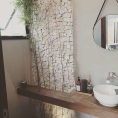 Mirror, Bathroom, Central Park, Portuguese, Furniture, Home Decor, Restroom Decoration, Airstone, Traditional Homes