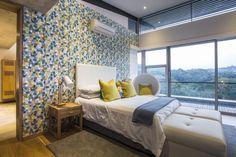 Футуристический проект дома Simbithi Eco-Estate от Metropole Architects в ЮАР