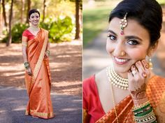 www.sameepam.com   Komal and Vaman – Part 1- Florida Indian Wedding Day Bride and Groom Portraits Captured by Kimberly Photography