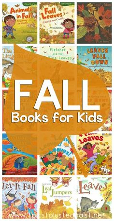 Fabulous Fall Book List for Kids