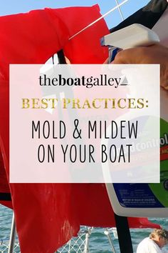 Mold and mildew are the bane of every boat owner in hot, humid areas. Tips to minimize the problem when they crop up.