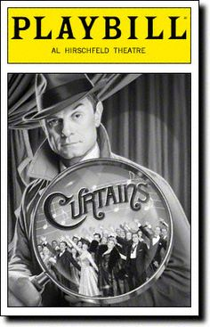 Really enjoyed this show, another tribute to old fashioned Broadway musicals. David Hyde-Pierce, Debra Monk and the rest of the original cast were brilliant. Such a fun production, one of those shows that you leave with a big silly grin on your face humming some of the tunes.   Would love to do this show one day.