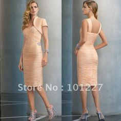 mother of the bride dresses with jackets Mob Dresses, Bride Dresses, Jacket Dress, Mother Of The Bride, Custom Made, Chiffon, Bodycon Dress, Jackets, Fashion