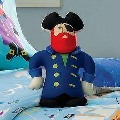 Pirates Toss Pillow by Olive Kids (Pirate Shaped) Olive Kids http://www.amazon.com/dp/B0009OIFNQ/ref=cm_sw_r_pi_dp_Z8epub0TM955G